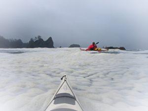 Sea Foam Silence