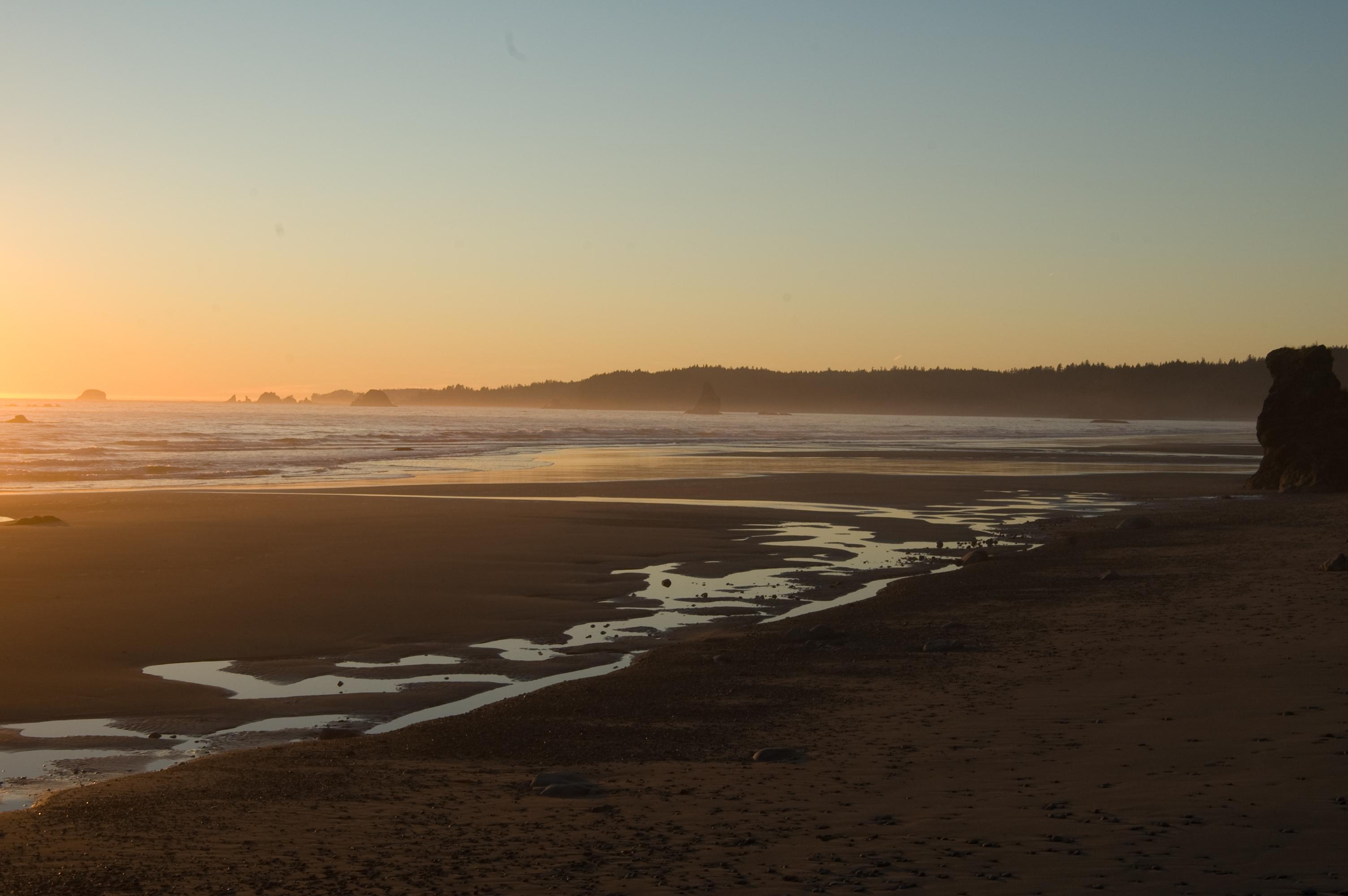 Washinton Coast